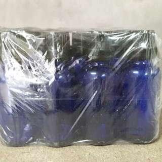 12pcs 30ml cobalt blue