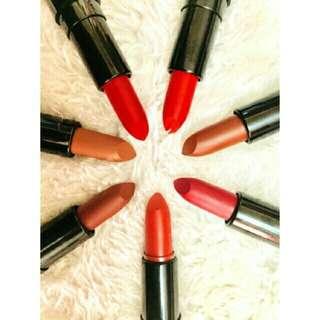 4 pcs april skin matte lipstick @240 only