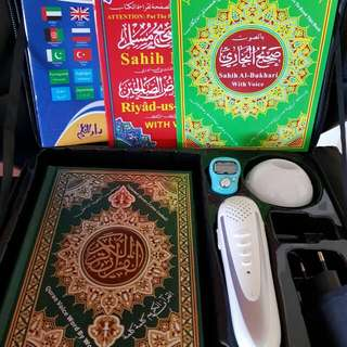 Digital Quran Pen Set (FREE Delivery!)