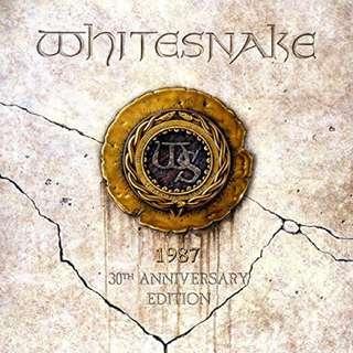 Sealed - Whitesnake 1987 (30th Anniversary Edition) [VINYL] Deluxe 2 LP