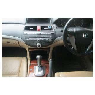 Honda Accord Vti-L AT 2013
