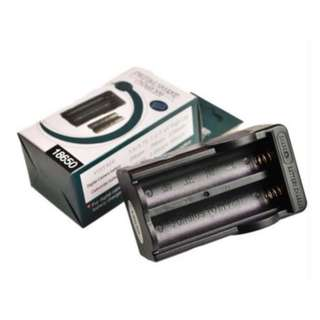 18650 battery travel charger
