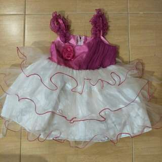 Gown baby party dress