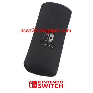 [BN] Nintendo Switch Soft Carrying Pouch (Brand New)