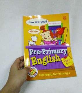 Buku kegiatan anak