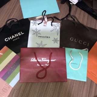 Branded Paper Bag