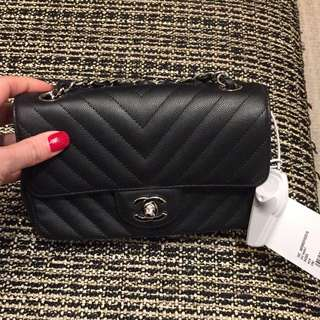Chanel Classic Rectangular Flap