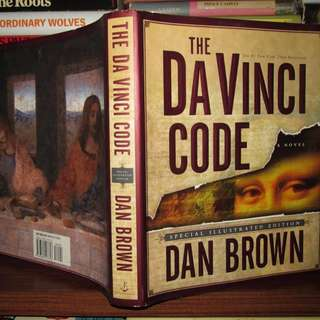 The Da Vinci Code Special Illustrated Edition - Hardcover