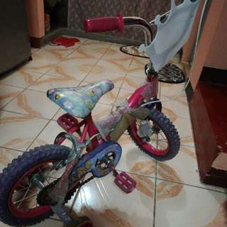 Little Bike For Girls
