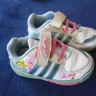Cinderella adidas shoes
