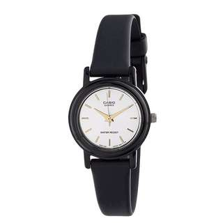 Casio Black Strap Women's Watch
