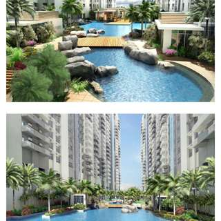 Kasara 61sqm 2BR with Balcony