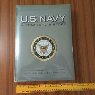 US NAVY - A Complete History