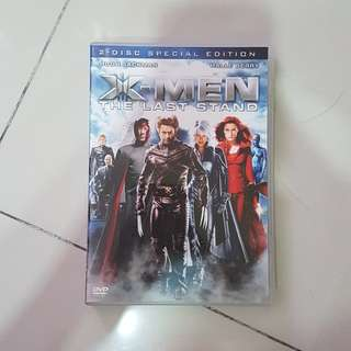 DVD - X MEN THE LAST STAND