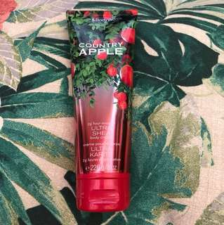Country Apple Body Cream