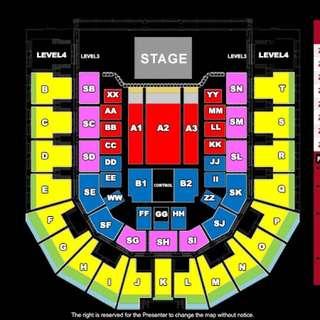 Céline Dion Bangkok Tickets