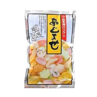 雜錦海鮮味薄脆片/蟹味薄脆片/芝士脆片