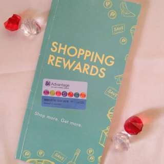 Shopping rewards