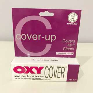 BNIB Oxy Cover 25g
