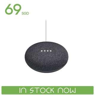 Google Home Mini Charcoal