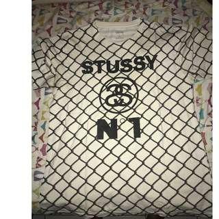 Kaos/Tshirt Stussy size L not supreme bape off white