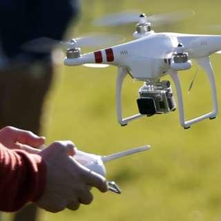 DJI Spark / Mavic Pro Drone Orientation