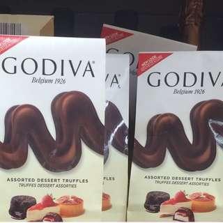 Godiva 美國運 特價