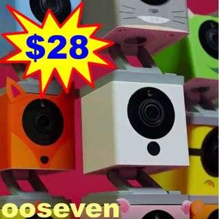 IP CAMERA CCTV 💥 $28 💥 SMART WiFi Cam Xiaomi Night Vision 1080P XiaoYi DaFang Da Fang Xiao Fang XiaoFang Mijia
