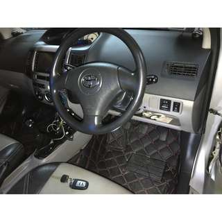 Toyota Vios PKE Car Alarm System With Push Start/ Stop Function