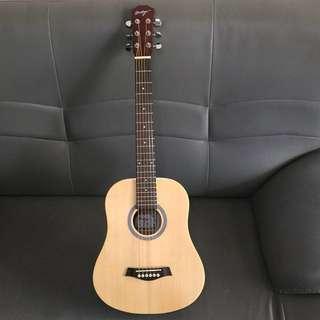 全新34吋baby 旅行吉他Gw-132 New guitar