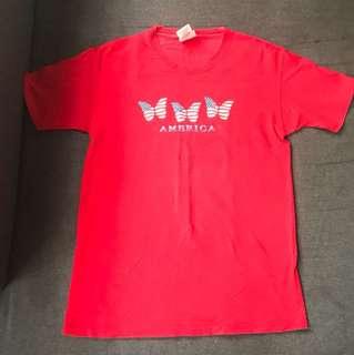 T-Shirt Red (Imported)