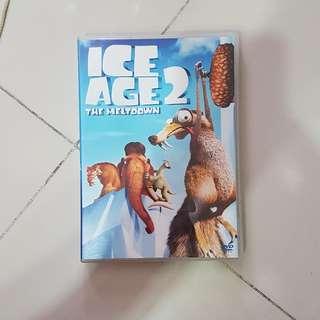 DVD - Ice Age 2