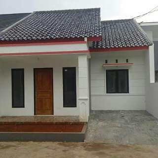 Rumah 1 Lantai 10 Menit Toll Jatibening Bekasi