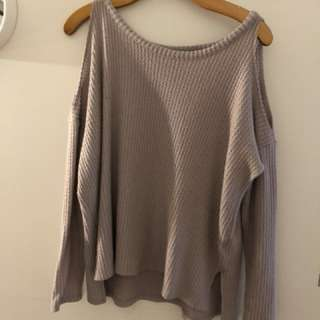 American Eagle Outfitters plush sweater