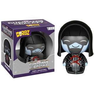 "Guardians of the Galaxy Ronan the Accuser 3"" Vinyl Figure ~ Dorbz (Funko Vinyl Collectible)"