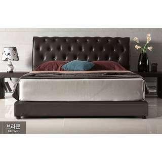 EMBOSSING Bed Frame