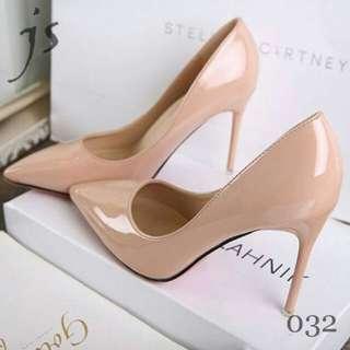 "4"" Classic Heel High Shoes"