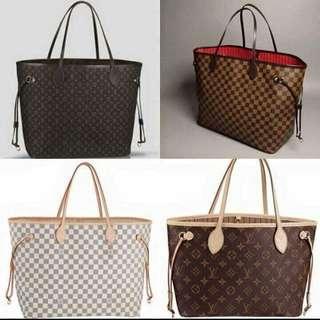 LV bags & wallet