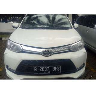 Toyota Avanza Veloz 1.3 AT 2015