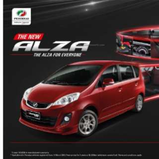 ALZA 1.5 STANDARD - AUTO ( FEBUARY REBATE RM1'088 )