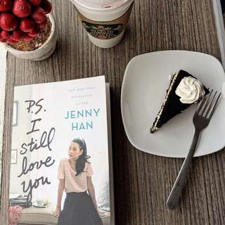 PS. I still love you by Jenny Han