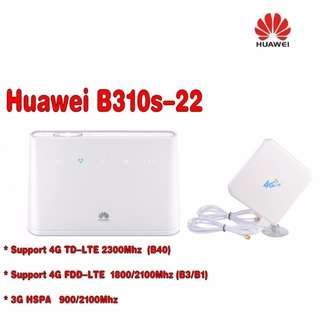 Huawei B310S-22 4G Data Sim Card Router