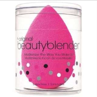 Original Pink Beauty Blender New in Package