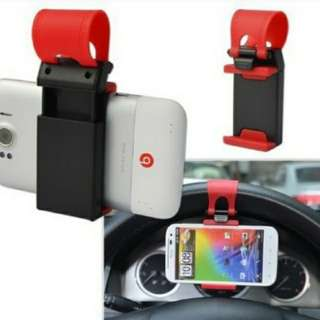 Car steering holder