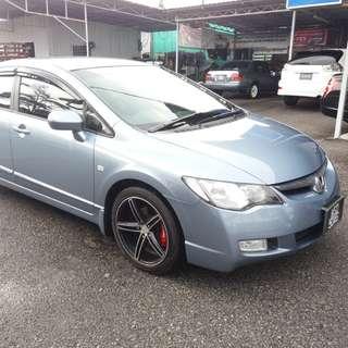 Honda Civic 1.8L I-Vtec (A)