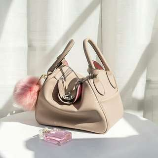No Label Hermes Lindy Two Tone
