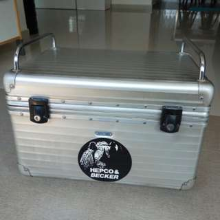 Rimowa Hepco & Becker 45l box with base