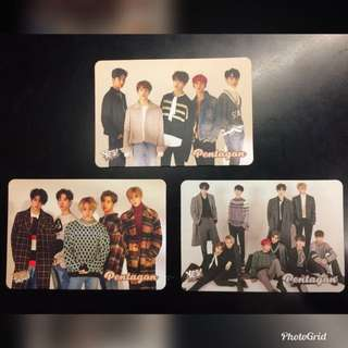 韓國團體yes card
