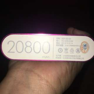 Powerbank 20,000 mah