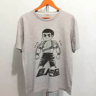 Anime T-shirt • brand; UT • Size XL fit to M • Rp. 75.000
